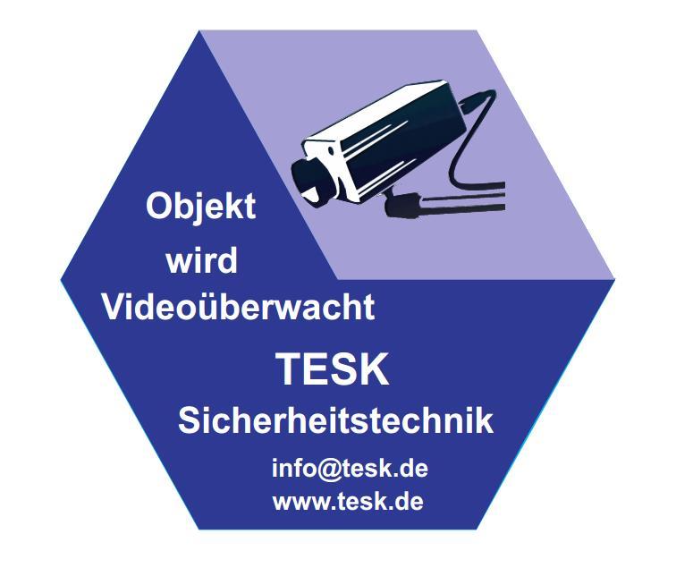 Videoüberwachung TESK